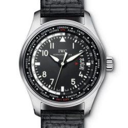 Ремонт часов IWC IW326201 Pilot's Pillot`s Watch Worldtimer в мастерской на Неглинной
