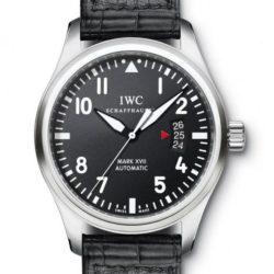 Ремонт часов IWC IW326501 Pilot's Pilot's Watch Mark XVII в мастерской на Неглинной
