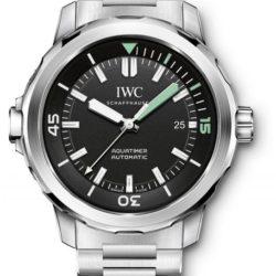 Ремонт часов IWC IW329002 Aquatimer Automatic 42 mm в мастерской на Неглинной