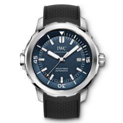 """Ремонт часов IWC IW329005 Aquatimer Automatic Edition """"Expedition Jacques-Yves Cousteau"""" в мастерской на Неглинной"""