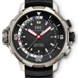 Ремонт часов IWC IW355701 Aquatimer Deep Three в мастерской на Неглинной