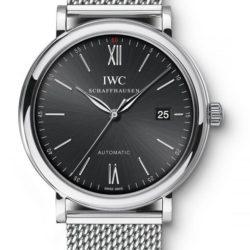 Ремонт часов IWC IW356506 Portofino Automatic 40mm в мастерской на Неглинной