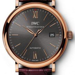 Ремонт часов IWC IW356511 Portofino Automatic 40mm в мастерской на Неглинной