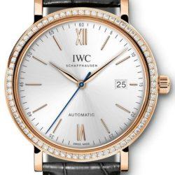 Ремонт часов IWC IW356515 Portofino Automatic 40 mm в мастерской на Неглинной