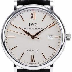 Ремонт часов IWC IW356517 Portofino Automatic 40 mm в мастерской на Неглинной