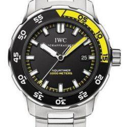 Ремонт часов IWC IW356808 Aquatimer Automatic 2000 в мастерской на Неглинной