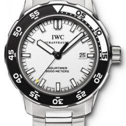 Ремонт часов IWC IW356809 Aquatimer Automatic 2000 в мастерской на Неглинной