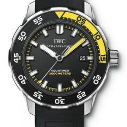 Ремонт часов IWC IW356810 Aquatimer Automatic 2000 в мастерской на Неглинной
