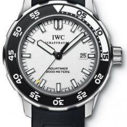Ремонт часов IWC IW356811 Aquatimer Automatic 2000 в мастерской на Неглинной