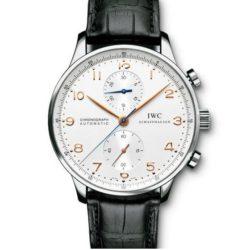 Ремонт часов IWC IW371401 Portuguese Chronograph Automatic в мастерской на Неглинной