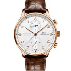 Ремонт часов IWC IW371402 Portuguese Chronograph Automatic в мастерской на Неглинной