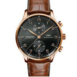 Ремонт часов IWC IW371415 Portuguese Chronograph Automatic в мастерской на Неглинной