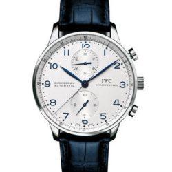 Ремонт часов IWC IW371417 Portuguese Chronograph Automatic в мастерской на Неглинной