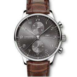 Ремонт часов IWC IW371431 Portuguese Chronograph Automatic в мастерской на Неглинной
