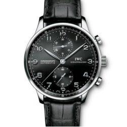 Ремонт часов IWC IW371438 Portuguese Chronograph Automatic в мастерской на Неглинной