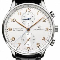 Ремонт часов IWC IW371445 Portuguese Chronograph в мастерской на Неглинной