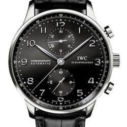 Ремонт часов IWC IW371447 Portuguese Chronograph в мастерской на Неглинной