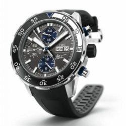 Ремонт часов IWC IW376706 Aquatimer Chronograph Cousteau Edition 2010 в мастерской на Неглинной