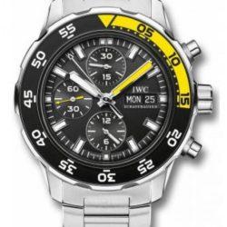 Ремонт часов IWC IW376708 Aquatimer Chronograph 3767 в мастерской на Неглинной