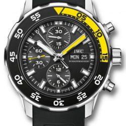 Ремонт часов IWC IW376709 Aquatimer Chronograph 3767 в мастерской на Неглинной