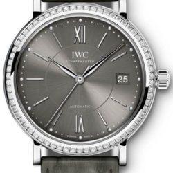 Ремонт часов IWC IW458104 Portofino Lady Midsize Automatic Diamond 2014 в мастерской на Неглинной