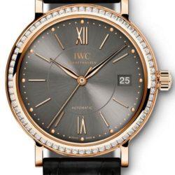 Ремонт часов IWC IW458108 Portofino Lady Midsize Automatic Diamond 2014 в мастерской на Неглинной