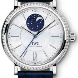 Ремонт часов IWC IW459001 Portofino Lady Midsize Automatic Moon Phase 2014 в мастерской на Неглинной
