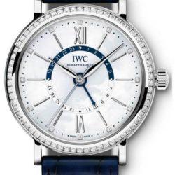 Ремонт часов IWC IW459101 Portofino Lady Midsize Automatic Day Night 2014 в мастерской на Неглинной