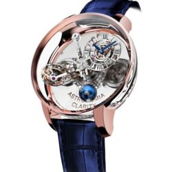 Ремонт часов Jacob & Co 750.120.40.AD.SD.1NS Tourbillon Astronomia Clarity Triple Axis Tourbillon In Rose Gold в мастерской на Неглинной
