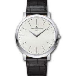 Ремонт часов Jaeger LeCoultre 1296520 Master Ultra Thin Jubilee в мастерской на Неглинной