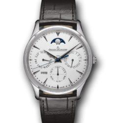 Ремонт часов Jaeger LeCoultre 1303520 Master Ultra Thin Perpetual в мастерской на Неглинной