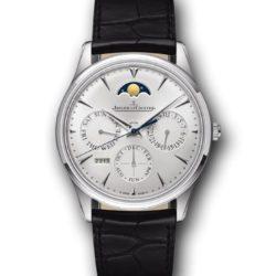Ремонт часов Jaeger LeCoultre 130842J Master Ultra Thin Perpetual в мастерской на Неглинной
