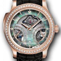 Ремонт часов Jaeger LeCoultre 1642 433 Haute Joaillerie Master Minute Repeater в мастерской на Неглинной