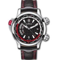 Ремонт часов Jaeger LeCoultre 177847N Master Compressor Compressor Extreme W-Alarm Aston Martin в мастерской на Неглинной