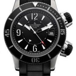 Ремонт часов Jaeger LeCoultre 183T770 Master Compressor Alarm Navy SEALs в мастерской на Неглинной