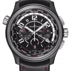 Ремонт часов Jaeger LeCoultre 193A 470 AMVOX AMVOX5 World Chronograph в мастерской на Неглинной