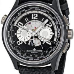 Ремонт часов Jaeger LeCoultre 193J471 AMVOX AMVOX5 World Chronograph в мастерской на Неглинной