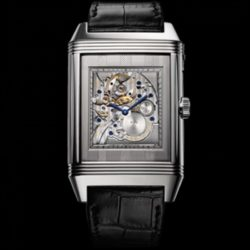 Ремонт часов Jaeger LeCoultre 2353520 Reverso Reverso Repetition Minutes a Rideau в мастерской на Неглинной