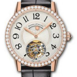 Ремонт часов Jaeger LeCoultre 3412407 Rendez-Vous Tourbillon Night & Day в мастерской на Неглинной