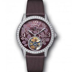 Ремонт часов Jaeger LeCoultre 34134E3 Rendez-Vous Tourbillon в мастерской на Неглинной