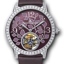 Ремонт часов Jaeger LeCoultre 34134E4 Rendez-Vous Tourbillon в мастерской на Неглинной