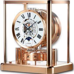 Ремонт часов Jaeger LeCoultre 5117201 ATMOS Classique Phases de lune в мастерской на Неглинной