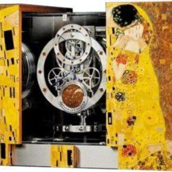 Ремонт часов Jaeger LeCoultre 5543 302 ATMOS Complication Marqueterie в мастерской на Неглинной