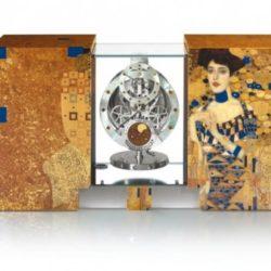Ремонт часов Jaeger LeCoultre 5543301 (Zoom) ATMOS Complication Marqueterie в мастерской на Неглинной