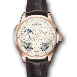 Ремонт часов Jaeger LeCoultre 6042520 Duometre Quantième Lunaire в мастерской на Неглинной