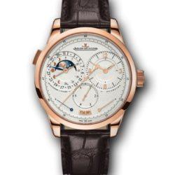 Ремонт часов Jaeger LeCoultre 6042521 Duometre Quantième Lunaire в мастерской на Неглинной