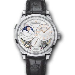 Ремонт часов Jaeger LeCoultre 6043420 Duometre Quantième Lunaire в мастерской на Неглинной