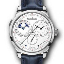 Ремонт часов Jaeger LeCoultre 60435E 1 Duometre a Quantieme Lunaire 40.5 в мастерской на Неглинной