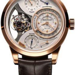 Ремонт часов Jaeger LeCoultre 6052 520 Duometre a Spherotourbillon в мастерской на Неглинной