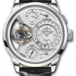 Ремонт часов Jaeger LeCoultre 6056 590 Duometre a Spherotourbillon в мастерской на Неглинной